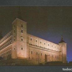 Postales: POSTAL SIN CIRCULAR - TOLEDO 100 - EL ALCAZAR - EDITA JULIO DE LA CRUZ. Lote 148012122