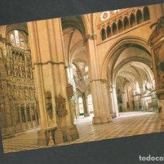Postales: POSTAL SIN CIRCULAR - TOLEDO 2001 - CATEDRAL - EDITA JULIO DE LA CRUZ. Lote 148012218