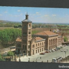Postales: POSTAL SIN CIRCULAR - TOLEDO 2076 - ESTACION DEL FERROCARRIL - EDITA JULIO DE LA CRUZ. Lote 148121210