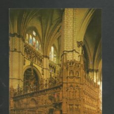 Postales: POSTAL SIN CIRCULAR - TOLEDO 2002 - CATEDRAL - EDITA JULIO DE LA CRUZ. Lote 148146022