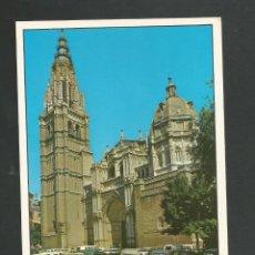 Postales: POSTAL SIN CIRCULAR - TOLEDO 1838 - CATEDRAL - EDITA JULIO DE LA CRUZ. Lote 148146282