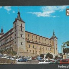 Postales: POSTAL SIN CIRCULAR - TOLEDO 47 - EL ALCAZAR - EDITA ESCUDO DE ORO. Lote 148147686