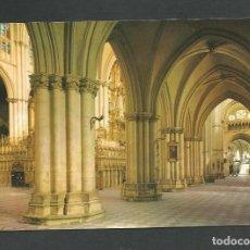 Postales: POSTAL SIN CIRCULAR - TOLEDO 2004 - CATEDRAL - EDITA JULIO DE LA CRUZ. Lote 148148070