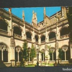 Postales: POSTAL SIN CIRCULAR - TOLEDO 21 - CLAUSTRO SAN JUAN DE LOS REYES - EDITA JULIO DE LA CRUZ. Lote 148148198