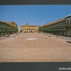 Postales: POSTAL SIN CIRCULAR - LMAGRO - CIUDAD REAL - PLAZA MAYOR - EDITA F.I.T.E.R. Lote 148167750