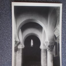 Postales: CASTILLA M TOLEDO IGLESIA CRISTO DE LA LUZ POSTAL FOTOGRÁFICA ANTIGUA LOTY. Lote 148391988
