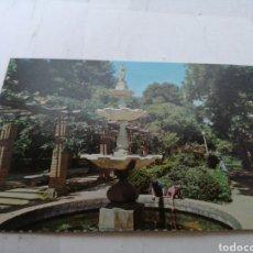 Postales: POSTAL ALBACETE PARQUE. Lote 150125560
