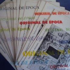 Postales: (PS-59392)LOTE DE 23 POSTALES DE SANTIAGO DE UCLES(CUENCA)-COLEGIO PP.AGUSTINOS. Lote 150240510