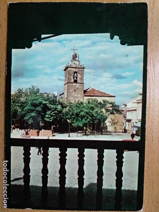 TOMELLOSO, CIUDAD REAL, PARROQUIA DE LA ASUNCION DE NTRA. SRA (Postcards - Spain - Modern Castilla la Mancha (since 1940))