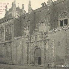 Postales: TOLEDO. FACHADA DE SAN JUAN DE LOS REYES. 10. ROISIN. 9X14 CM. SIN CIRCULAR. BUEN ESTADO. . Lote 151417506
