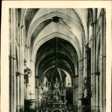 Postales: TOLEDO – CATEDRAL – NAVE CENTRAL - 9 X14 CMS. Lote 151422614