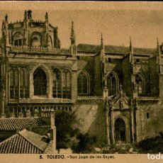 Postales: TOLEDO – 5 – SAN JUAN DE LOS REYES - 9 X14 CMS. Lote 151423354