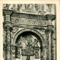 Postales: TOLEDO – CATEDRAL – SEPULCRO DE D. ALONSO CARRILLO DE ALBORNOZ - 9 X14 CMS. Lote 151423906