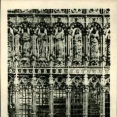 Postales: TOLEDO – CATEDRAL – PARTE LATERAL DEL ALTAR MAYOR - 9 X14 CMS. Lote 151424102