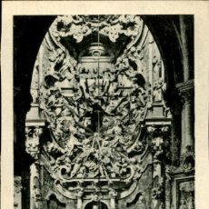 Postales: TOLEDO – CATEDRAL. NAVE CENTRAL - 9 X14 CMS. Lote 151424714