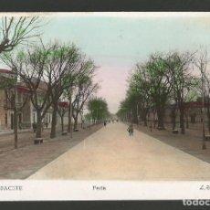 Postales: ALBACETE-FERIA-16-ROISIN-POSTAL ANTIGUA-(57.125). Lote 151444838