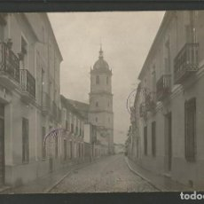 Postales: CIUDAD REAL-CALLE DE ANSELMO ANDRADE-FOTOGRAFICA SELLO EN SECO ROISIN-POSTAL ANTIGUA-(57.127). Lote 151445102