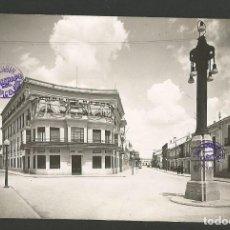 Postales: CIUDAD REAL-FOTOGRAFICA SELLO EN SECO ROISIN-POSTAL ANTIGUA-(57.129). Lote 151445382