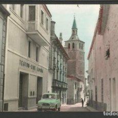 Postales: CAMPILLO DE ALTOBUEY-CALLE TOLEDILLO-TEATRO CINE ESPAÑA-COCHE-8-ED.PARIS-POSTAL ANTIGUA-(57.139). Lote 151446610