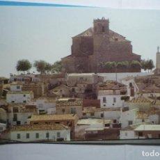 Postales: POSTAL STA.CRUZ DE LA ZARZA -VISTA PARCIAL E IGLESIA --CIRCULADA. Lote 151461490