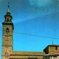 Cartoline: LOS NAVALMORALES - 1 IGLESIA PARROQUIAL. Lote 151527526