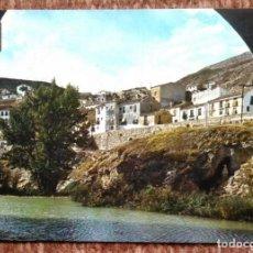 Postales: CUENCA - ENTRADA A CUENCA. Lote 151704350