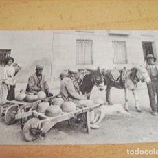 Postales: TOLEDO --TIPOS AGUADORES. Lote 152416402