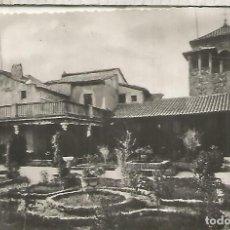 Postales: TOLEDO CASA DEL GRECO SIN ESCRIBIR. Lote 152451498