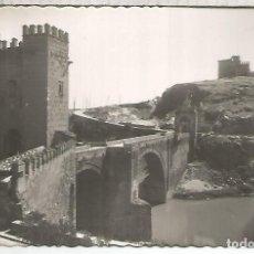 Postales: TOLEDO PUENTE ALCANTARA SIN ESCRIBIR. Lote 152451674