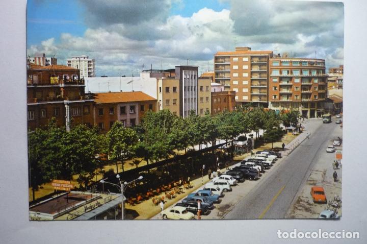 POSTAL TALAVERA DE LA REINA .-AV-GENERAL YAGUE-CIRCULADA (Postales - España - Castilla la Mancha Moderna (desde 1940))