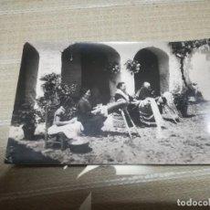Postales: TARJETA POSTAL ALMAGRO ENCAJERAS ALMAGREÑAS. Lote 153734026