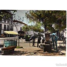 Postales: OCAÑA.(TOLEDO).- FUENTE Y PASEO, EDICIONES MATA.. Lote 154262062