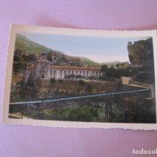 Postales: CUENCA. COLEGIO DE SAN PABLO. ARRIBAS. COLOREADA.. Lote 154413482