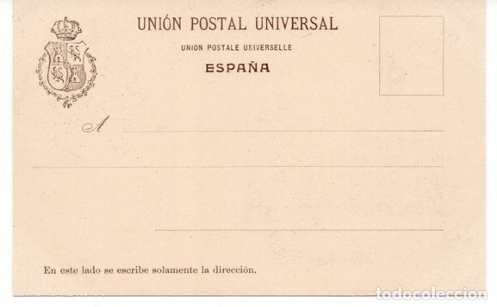 Postales: TOLEDO, ALDEANAS CONVERSANDO (CASTILLA LA NUEVA), FOT. LAURENT, SIGLO XIX SERIE B Nº 32, SIN CIRCULA - Foto 2 - 154626262