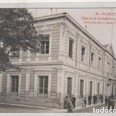 Postales: 16 ALBACETE. PALACIO DE LA AUDIENCIA TERRITORIAL . EDITADAS POR EL BAZAR COLLADO. FOTOGRÁFICA FABERT. Lote 154838914