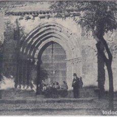 Postales: BRIHUEGA (GUADALAJARA) - PUERTA LATERAL DE SAN FELIPE. Lote 155532318
