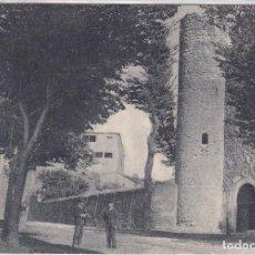 Postales: BRIHUEGA (GUADALAJARA) - TORREON Y PUERTA DE NUESTRA SEÑORA DE LA GUIA. Lote 155532602