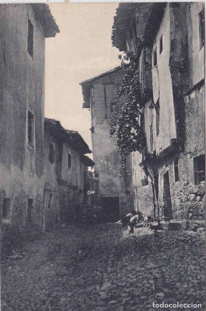 BRIHUEGA (GUADALAJARA) - UN CALLEJON - COLECCION CABAÑAS - FOTO M. XIMENEZ (Postales - España - Castilla La Mancha Antigua (hasta 1939))