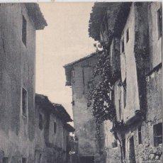 Postales: BRIHUEGA (GUADALAJARA) - UN CALLEJON - COLECCION CABAÑAS - FOTO M. XIMENEZ. Lote 155532762