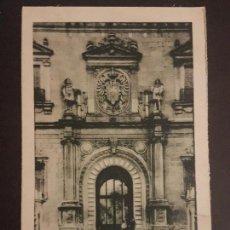 Postales: TOLEDO ALCAZAR PUERTA PRINCIPAL. Lote 155784838