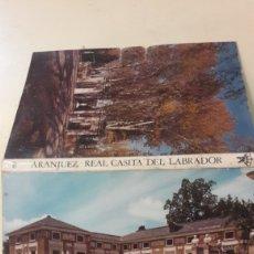 Postales: ARANJUEZ REAL CASETA DEL LABRADOR. Lote 155970737