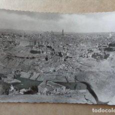 Postales: TOLEDO. BONITA VISTA PANORÁMICA CIUDAD.. Lote 155999198