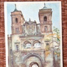 Postales: TOLEDO - PUERTA DEL CAMBRON. Lote 156030130