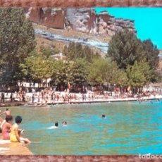 Postales: CUENCA - PLAYA DEL RIO JUCAR. Lote 156030790