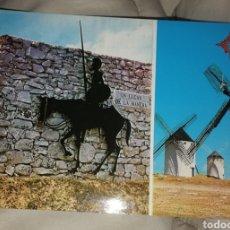 Postales: LA MANCHA. Lote 156399773
