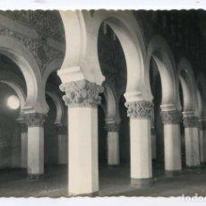 Postales: TOLEDO. 22. SANTA MARÍA LA BLANCA. SINAGOGA. E.F.I. MADRID. Lote 156456506