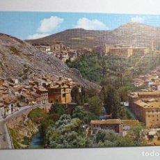 Postales: POSTAL CUENCA - VISTA PARCIAL. Lote 156505418
