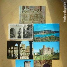 Postales: LOTE 7 POSTALES DE GUADALAJARA. Lote 156547982