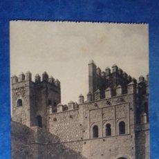 Postales: TOLEDO.PUERTA DE ALFONSO VI..WUNDERLICH 1445. SIN CIRCULAR. Lote 157131054