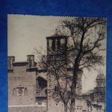 Postales: TOLEDO.CALLE TÍPICA CON LA IGLESIA SANTIAGO EL ARRABAL..WUNDERLICH 3909. SIN CIRCULAR. Lote 157131342